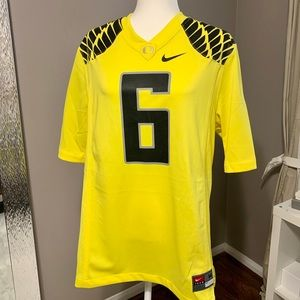 Oregon Ducks Football Nike Jersey